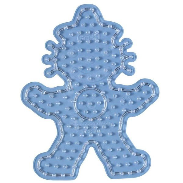 Clown Shaped Peg Board for Hama Maxi Beads (8219)