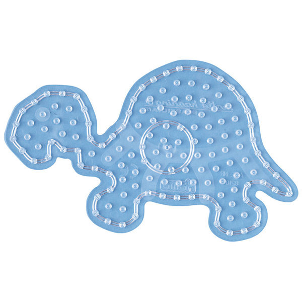 Turtle Shaped Peg Board for Hama Maxi Beads (8210)