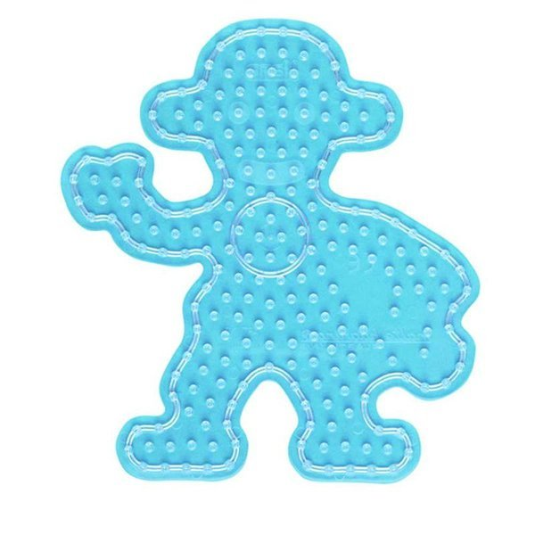 Monkey Shaped Peg Board for Hama Maxi Beads (8211)