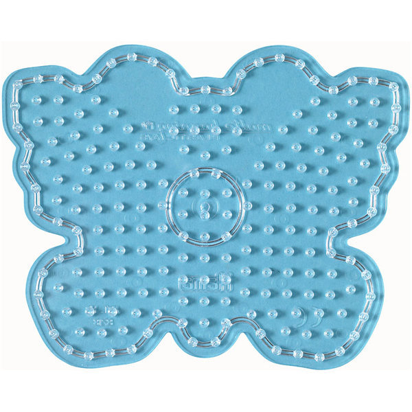 Butterfly Shaped Peg Board for Hama Maxi Beads (8218)