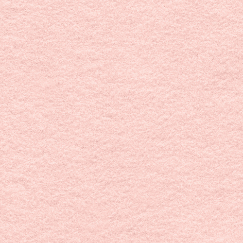"Polyester Felt Sheet 9"" x 12"" in Baby Pink"