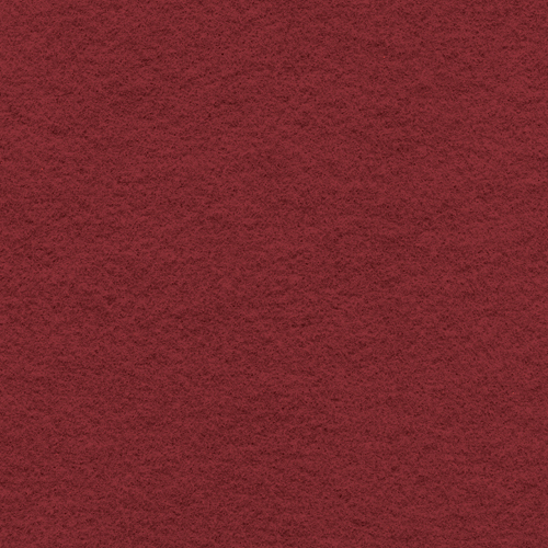 "Polyester Felt Sheet 9"" x 12"" in Ruby"