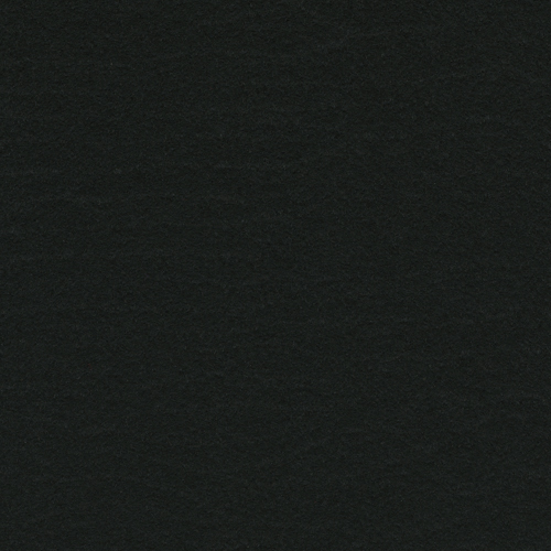 "Polyester Felt Sheet 9"" x 12"" in Black"