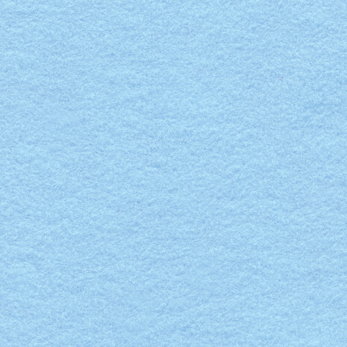 "Polyester Felt Sheet 9"" x 12"" in Baby Blue"