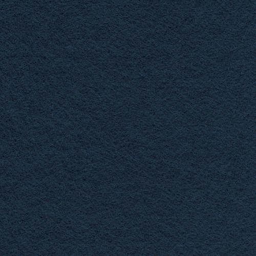 "Polyester Felt Sheet 9"" x 12"" in Navy Blue"