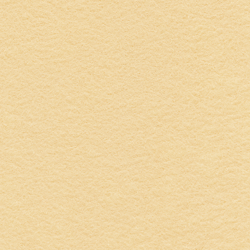 "Polyester Felt Sheet 9"" x 12"" in Antique White"