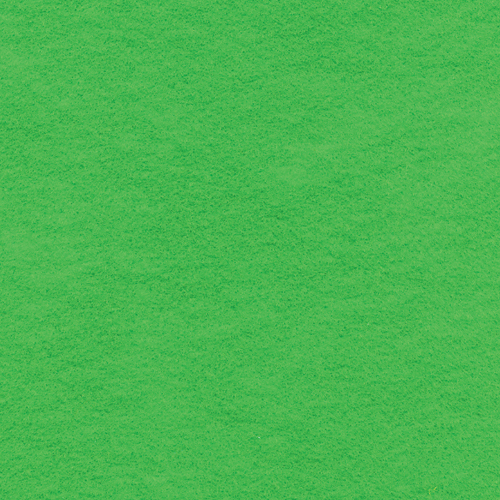 "Polyester Felt Sheet 9"" x 12"" in Apple Green"