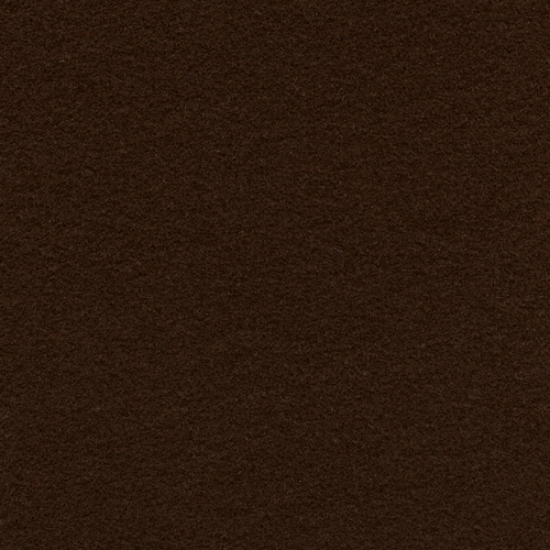 "Polyester Felt Sheet 9"" x 12"" in Cocoa Brown"