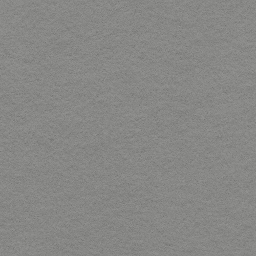 "Polyester Felt Sheet 9"" x 12"" in Silver Grey"