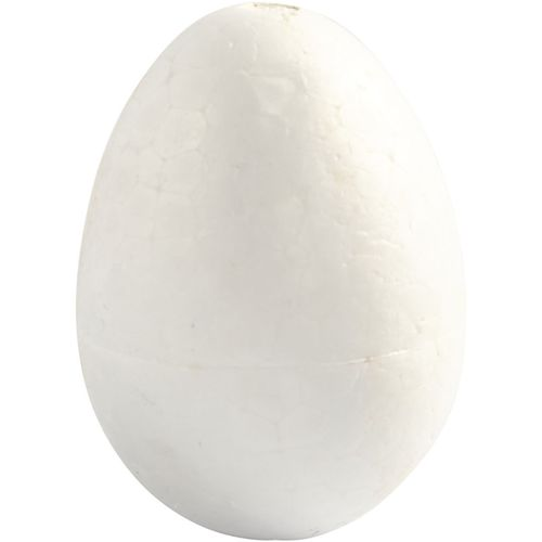 Polystyrene Egg 6cm Pack of 5