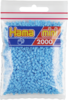Pack of 2000 Hama MINI Beads - Pastel Blue (501-46)