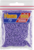 Pack of 2000 Hama MINI Beads - Pastel Purple (501-45)