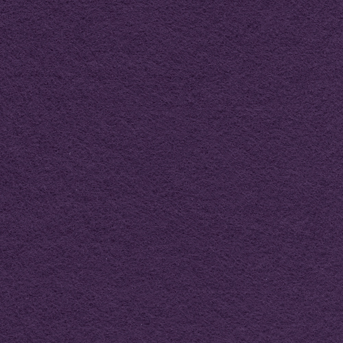 "Polyester Felt Sheet 9"" x 12"" in Purple"