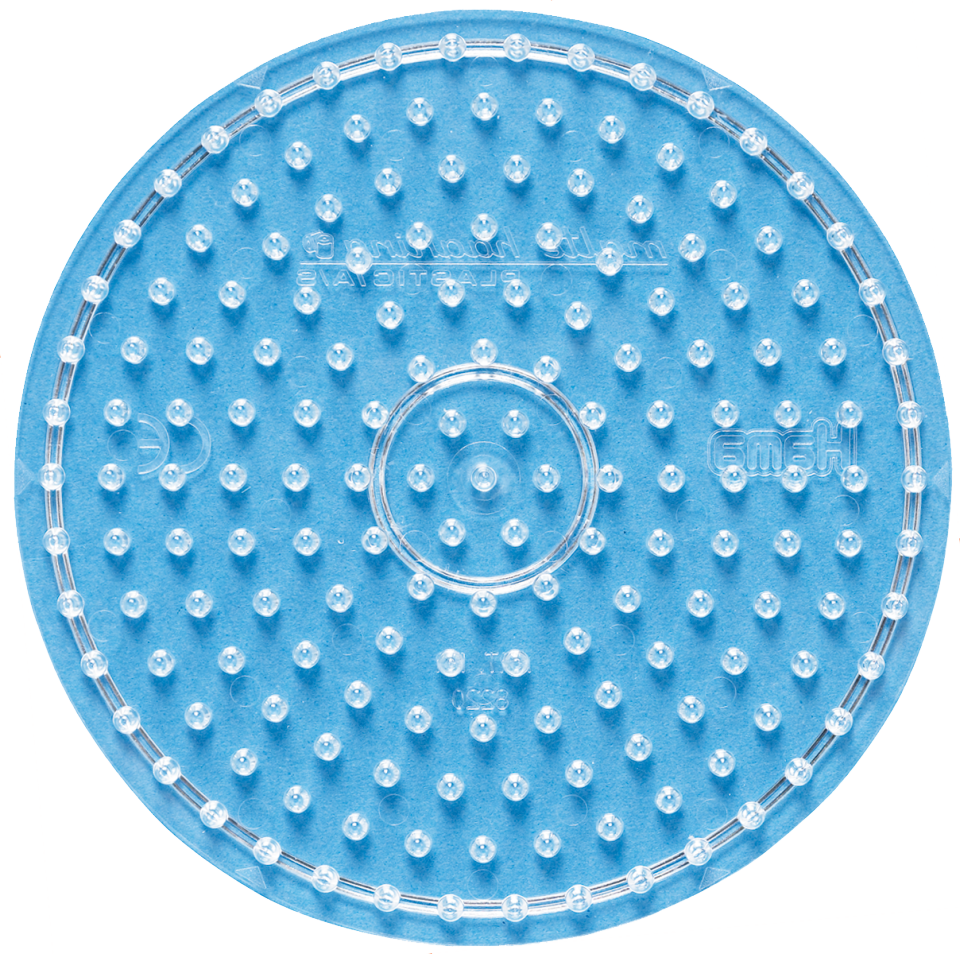 Round Peg Board for Hama Maxi Beads (8220)