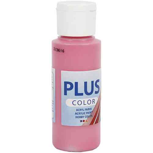 Plus Color Acrylic Craft Paint 60ml - Fuchsia