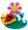 My Pocket Hama - Garden (Midi Beads)