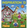 Inspiration 13 Ideas Book for Hama Mini Beads