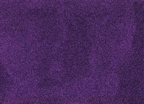 Pack of 10 A4 Sheets of Ultra Glitter Card - Dark Purple
