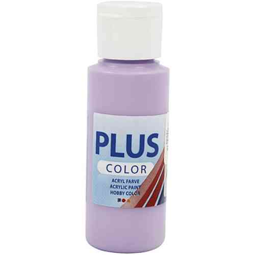 Plus Color Acrylic Craft Paint 60ml - Violet