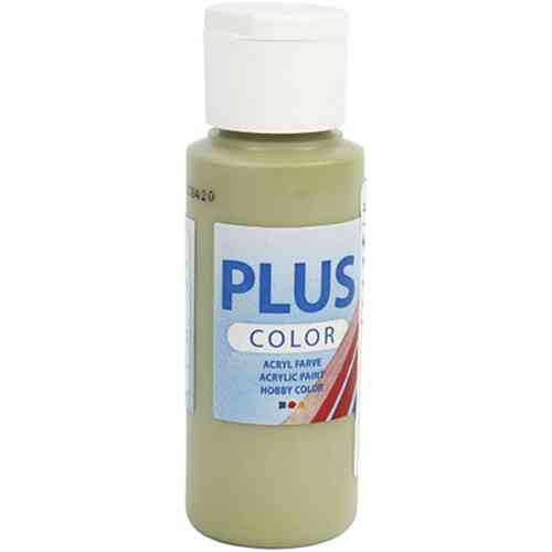 Plus Color Acrylic Craft Paint 60ml - Eucalyptus