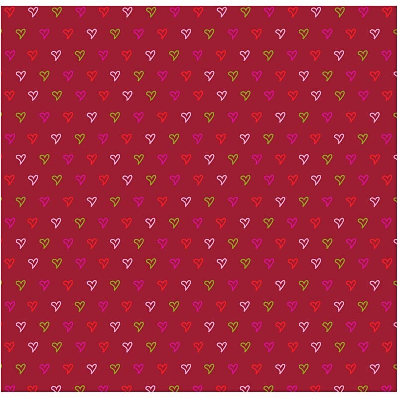 10 Sheets Paper for Decoupage in Helsinki 2B (25604)