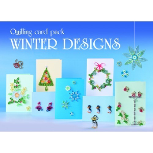 Boxed Card Kit - Winter