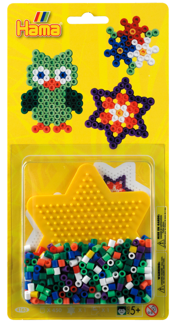 Small Hama Midi Bead Kit - Owl (4163)