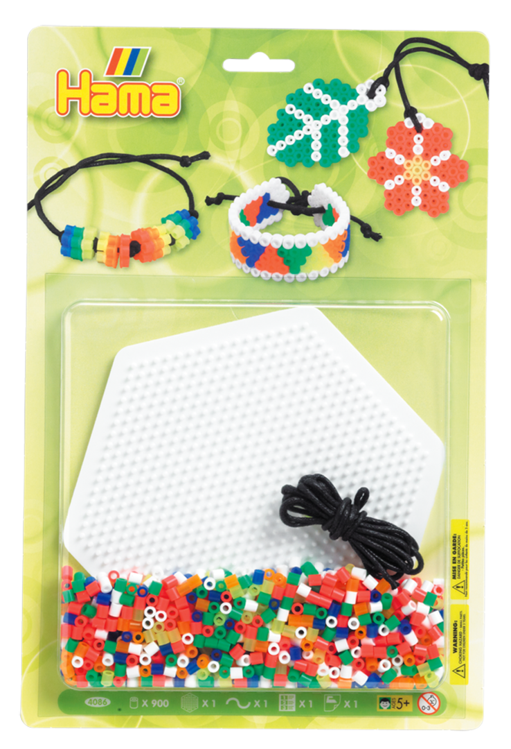 Large Hama Midi Bead Kit - Jewellery (4086)