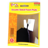 Stix2 Double Sided Foam Pads