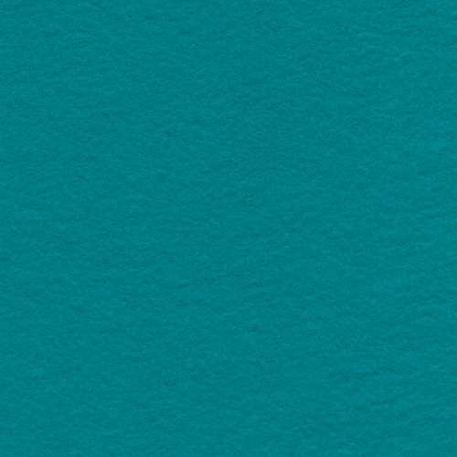 "Polyester Felt Sheet 9"" x 12"" in Aqua"