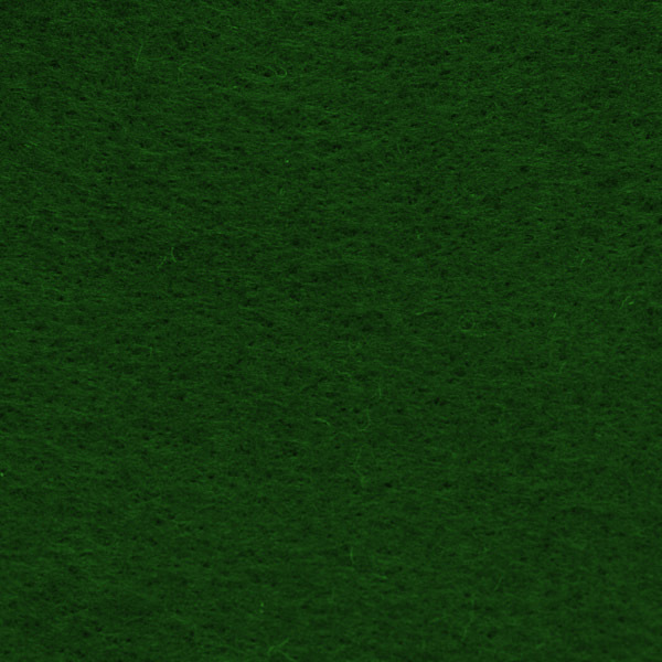"Polyester Felt Sheet 9"" x 12"" in Hunter Green"