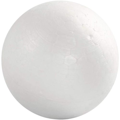 Polystyrene Balls 6cm - Pack of 4