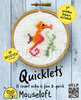 Quicklets Cross Stitch Kit - Seahorse