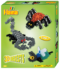 Hama Midi Bead Box Kit - 3D Insects (3239)