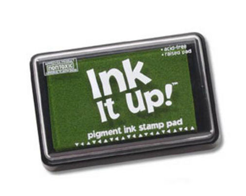 Ink It Up! Pigment Ink Pad Tart Lime