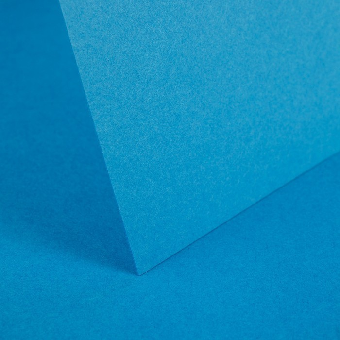 10 sheets of Ocean Blue A4 Thick Card Approx 240gsm