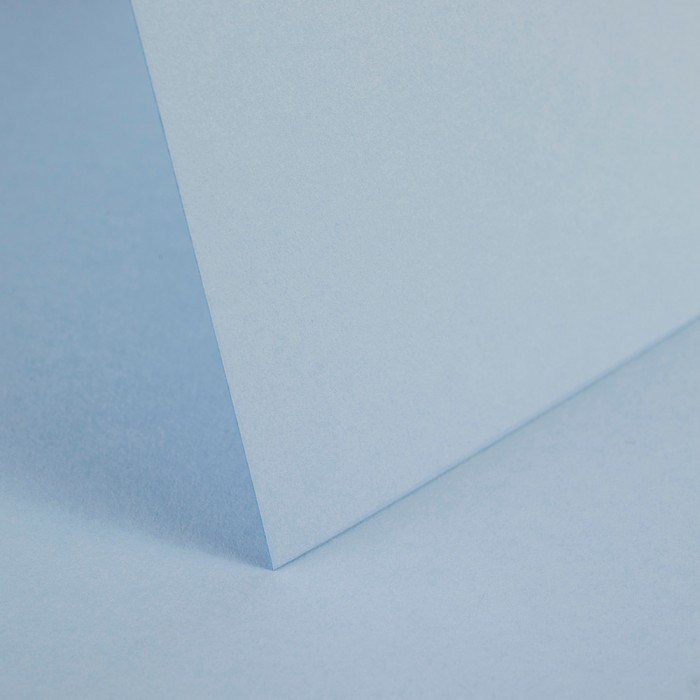 10 sheets of Sky Blue A4 Thick Card Approx 240gsm