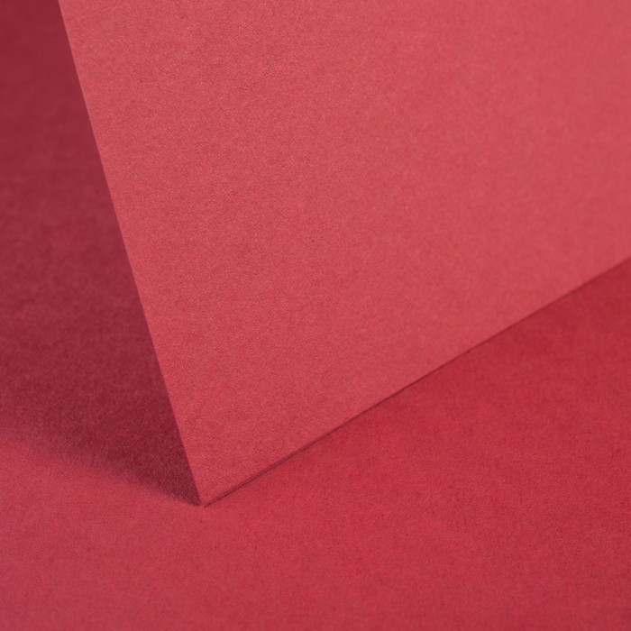 10 sheets of Ruby Red A4 Thick Card Approx 240gsm