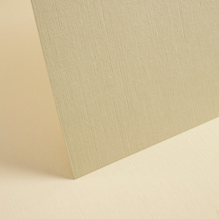 10 sheets of Rich Cream Linen A4 Thick Card Approx 240gsm