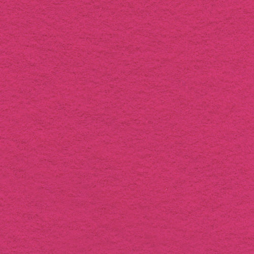 "Polyester Felt Sheet 9"" x 12"" in Fuchsia"