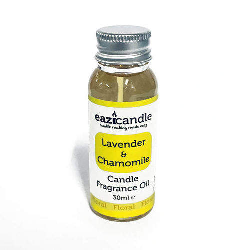 Eazicandle Candle Scent Oil 30ml Bottle - Lavender and Chamomile